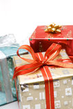 подарки рождества Стоковое Изображение RF
