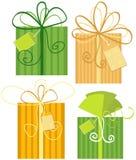 подарки рождества иллюстрация вектора