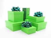 подарки Стоковое Фото