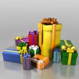 подарки Стоковое Изображение