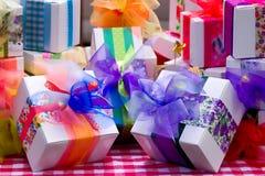 подарки стоковое фото rf