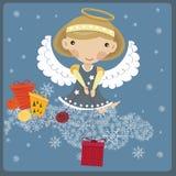 подарок ангела Стоковое Изображение RF