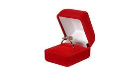 Подарок венчания Стоковые Изображения RF