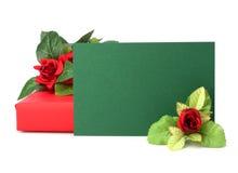 подарок декора флористический стоковое изображение
