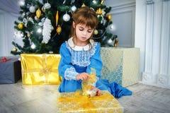 Подарок для дочери стоковые изображения