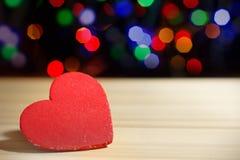 Подарок для предпосылки дня валентинок симпатичной сладостной, карточки, знамени Стоковые Фото