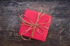 Подарок для рождества или дня рождения Стоковая Фотография