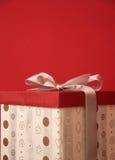 подарок коробки Стоковое Изображение RF