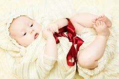 подарок младенца любит Стоковые Изображения