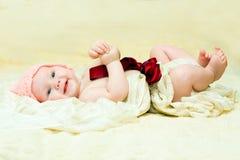 подарок младенца любит Стоковая Фотография