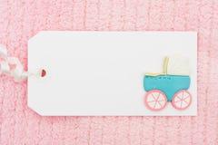 подарок младенца Стоковые Изображения RF