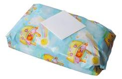 подарок на день рождения малый Стоковое фото RF