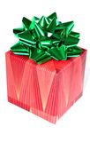 подарок на рождество 2 Стоковое Фото