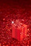 подарок рождества стоковые фото