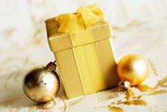 подарок рождества Стоковое фото RF