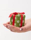 подарок рождества Стоковое Изображение RF