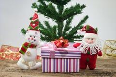 подарок рождества Стоковые Фотографии RF