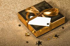 подарок рождества Стоковые Изображения