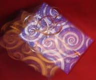 Подарок свирли с нерезкостью отголоска Стоковое Изображение RF