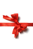 подарок смычка Стоковая Фотография RF