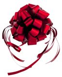 подарок смычка Стоковые Изображения RF