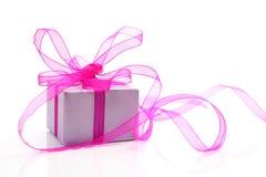 подарок смычка Стоковое фото RF