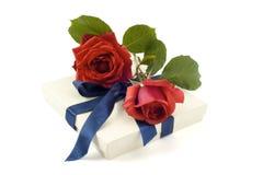 подарок 2 коробок Стоковое Изображение RF