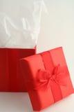 подарок 2 коробок Стоковое Изображение
