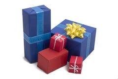подарок 23 коробок Стоковые Фото