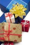 подарок 39 коробок Стоковое Изображение