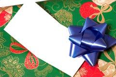 подарок 4 вы Стоковая Фотография