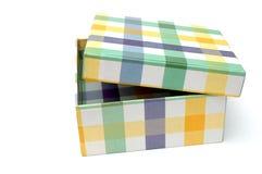 подарок 5 коробок Стоковое Фото