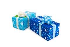 Подарок box-22 Стоковое Фото