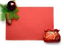 подарок firtree Стоковые Изображения