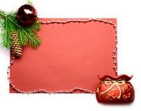 подарок firtree Стоковые Фото
