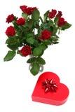 подарок valentines Стоковая Фотография RF
