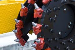 подвергните минирование механической обработке Стоковая Фотография RF