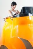подвергните slimming механической обработке Стоковое Изображение RF