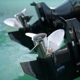 подвесные двигатели 2 Стоковые Изображения