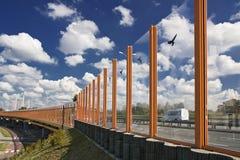 подвес моста самомоднейший Стоковые Фото