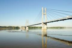 подвес моста Стоковые Изображения