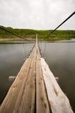 подвес моста Стоковые Фотографии RF