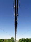 подвес трубопровода стоковая фотография