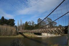 подвес clifton моста стоковое изображение