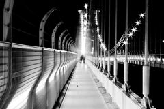 подвес clifton моста Стоковые Изображения RF