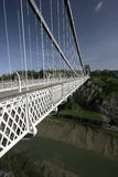 подвес clifton bristol моста Стоковое Фото