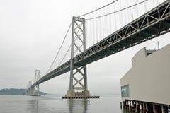 подвес francisco oakland san моста залива Стоковая Фотография RF