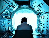 Подводная лодка Атлантида в Барбадос стоковые фото