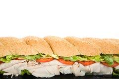 подводная лодка сандвича граници гигантская Стоковые Изображения RF