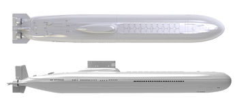 подводная лодка Стоковые Изображения